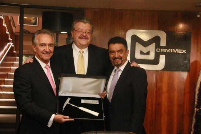Eligen a Fernando Alanís como presidente de la CAMIMEX